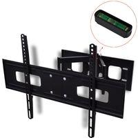 vidaXL paceļams, grozāms TV sienas stiprinājums, 3D, 600x400mm