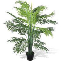 Mākslīgais Phoenix Palmas Koks ar Podu, 130 cm