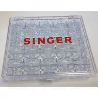 Singer spoļu kaste ar 25 spolēm