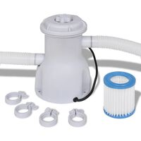 Peldbaseina filtra sūknis, 300 gal / h
