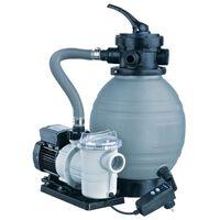 Ubbink baseina filtra komplekts 300 ar sūkni TP 25, 7504641