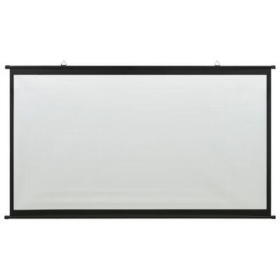 """vidaXL projekcijas ekrāns, 100"""", 16:9"""