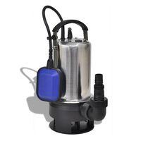 vidaXL netīrā ūdens iegremdējamais sūknis 1100 W 16500 L/h