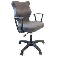 Entelo biroja krēsls NORM, tumši pelēks, BA-B-6-B-C-FC33-B