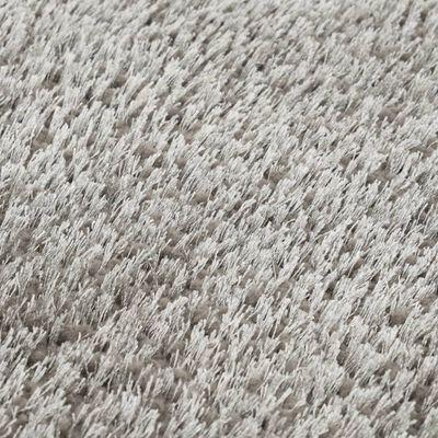 vidaXL paklājs, 160x230 cm, Shaggy, antracītpelēks