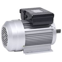 vidaXL vienfāzes elektromotors, 2,2 kW/3 zs, 2 poli, 2800 apgr./min