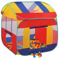 vidaXL spēļu telts ar 300 bumbiņām, XXL