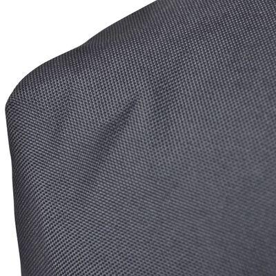 Sēdvietas Spilvens 120 x 80 x 10 cm Pelēks