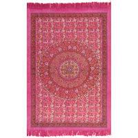 vidaXL kilim paklājs ar rakstu, 160x230 cm, kokvilna, fuksijas krāsa
