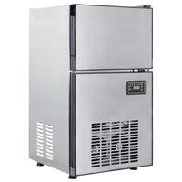 vidaXL ledus pagatavošanas ierīce, 420 W, 50 kg/24 h