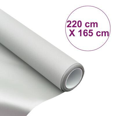 """vidaXL projekcijas ekrāna audums, metālisks PVC, 108"""", 4:3"""