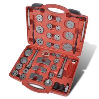 Bremžu suportu virzuļu atspiešanas instrumentu komplekts 40 gab.