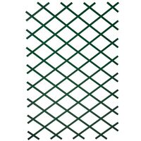 Nature dārza špalera, 50x150 cm, zaļš PVC, 6040702