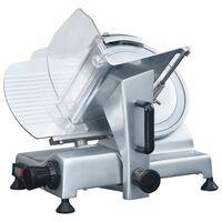 vidaXL elektrisks gaļas šķēlētājs, profesionāls, 220 mm