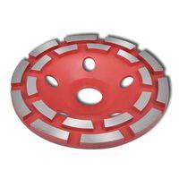 Kausveida Dimanta Disks 125mm Ø