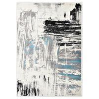 vidaXL paklājs, zils, 160x230 cm, PP