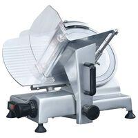 vidaXL elektrisks gaļas šķēlētājs, profesionāls, 250 mm