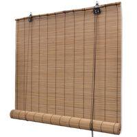 Bambusa Žalūzijas 100 x 160 cm Brūnas