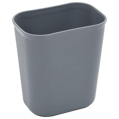 vidaXL virtuves ratiņi ar plastmasas konteineriem, 87x43,5x92 cm
