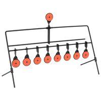 vidaXL šaušanas mērķis, automātiska atiestatīšana, 8+1 mērķi