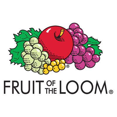 Fruit of the Loom T-krekli, 10 gab., oriģināli, XL, kokvilna, pelēki