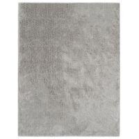 vidaXL paklājs, 80x150 cm, Shaggy, pelēks