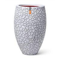 Capi vāze Elegant Deluxe Clay, 50x72 cm, ziloņkaula