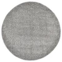 vidaXL paklājs, 67 cm, Shaggy, pelēks