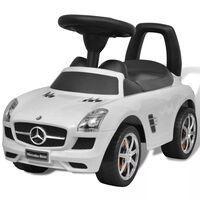 Rotaļu Mašīna Mercedes Benz Balta