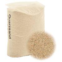 vidaXL filtra smiltis, 25 kg, 0,4-0,8 mm