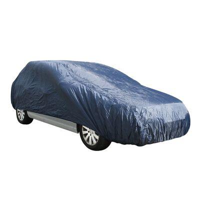 ProPlus mašīnas pārsegs, S izmērs, 406x160x119 cm, tumši zils