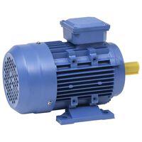 vidaXL trīsfāžu motors, 4 kW/5,5 zs, 2 poli, 2840 apgr./min