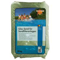 Summer Fun sasmalcināts stikls filtram, 20 kg, 0,5-1,0 mm