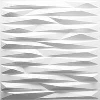 WallArt sienas paneļi, Valeria, GA-WA24, 12 gab., 3D