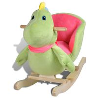 vidaXL bērnu šūpuļkrēsliņš, dinozaurs