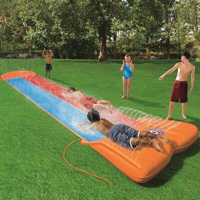 Bestway H2OGO ūdens slidkalniņš Double Slide, 52255