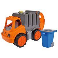 BIG Power Worker atkritumu savākšanas mašīna