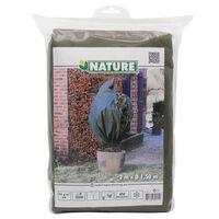 Nature augu ziemas pārsegs, 70 g/m², zaļš, 1,5x2 m