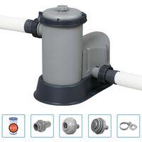 Bestway Flowclear baseina filtra sūknis, 5678 L/h
