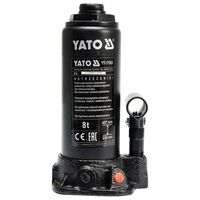 YATO hidrauliskais domkrats, YT-17003, 8 tonnas
