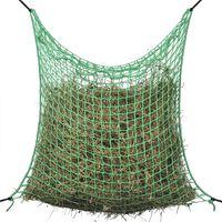 vidaXL siena tīkls, 0,9x3 m, kvadrāta forma, polipropilēns